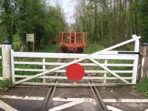 Old Railway Track near Porth-y-Waen