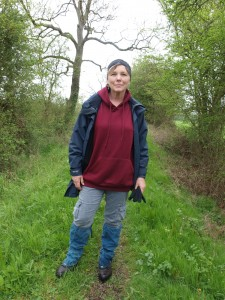 On Offas Dyke between Four Crosses and The Severn