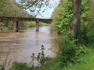 The bridge at Redbrook