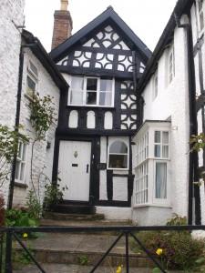 Nooks and crannies in Knighton